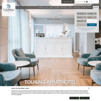 Hoteltouring-grado.it thumbnail