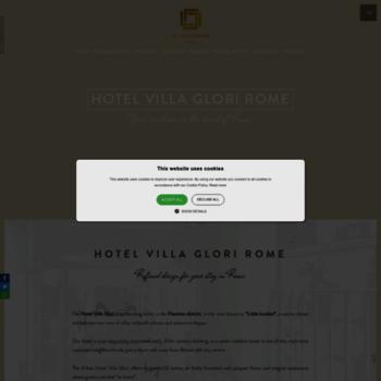 Hotelvillaglori.it thumbnail