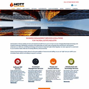 hottsolutions com at WI  Hott Solutions/San Francisco/Yardi