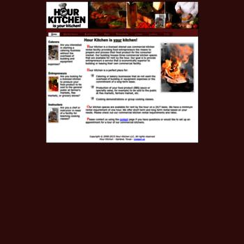 Hourkitchendallas Com At Wi Hour Kitchen Licensed Shared
