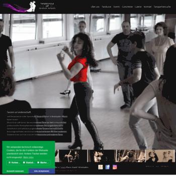 House-of-dance.de thumbnail