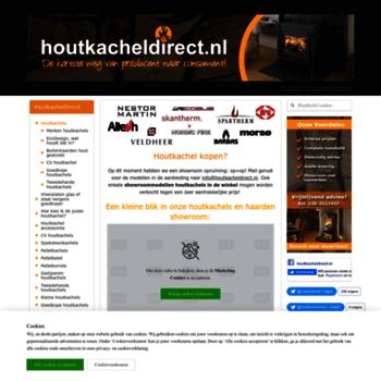 Houtkacheldirect.nl thumbnail