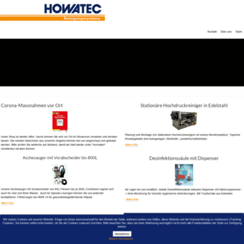 Howatec.ch thumbnail