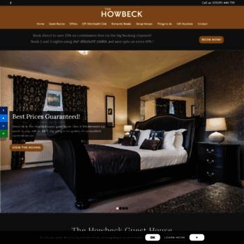 Howbeck.co.uk thumbnail