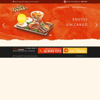 Hoynococinasweb.com.ar thumbnail