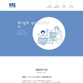 Hpg.co.jp thumbnail