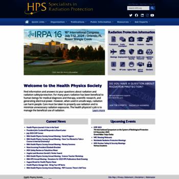 Hps.org thumbnail