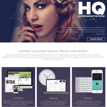 hq entertainment network