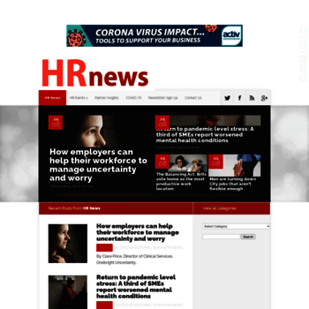 hrnews co uk at WI  HR News - HR News stories from the UK