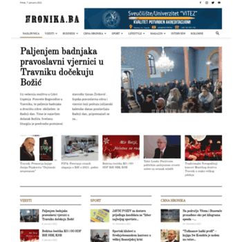 Hronika.ba thumbnail