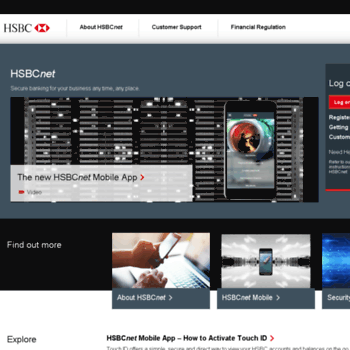 hsbc net at WI  HSBCnet | Global Banking and Markets | HSBC