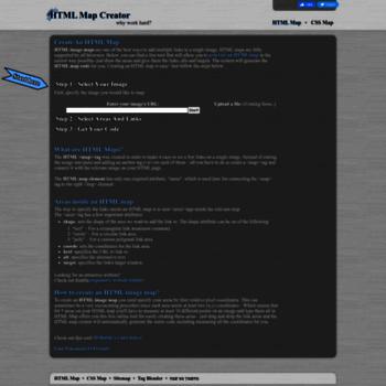Html-map.com thumbnail