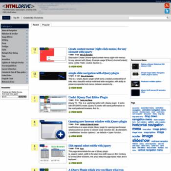 Htmldrive.net thumbnail