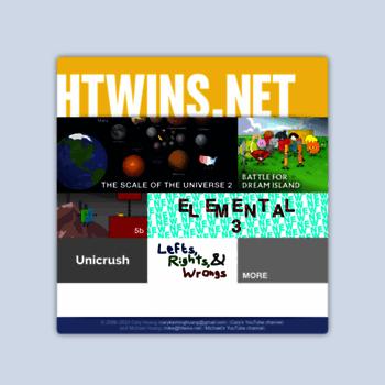 Htwins.net thumbnail