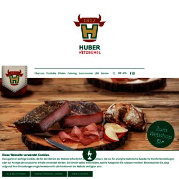 Huber-metzger.at thumbnail
