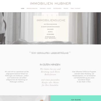 Hubner-immobilien.com thumbnail