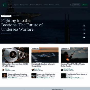 Hudson.org thumbnail