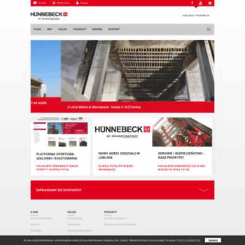 Huennebeck.pl thumbnail