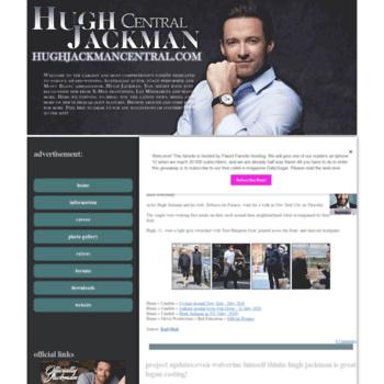 Hugh-jackman.fans-planet.com thumbnail