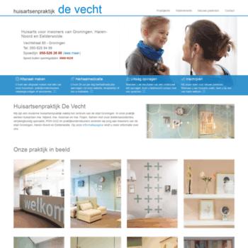 Huisartsenpraktijkdevecht.nl thumbnail