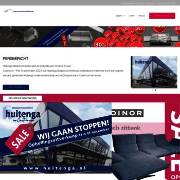 Huitenga-webshop.nl thumbnail