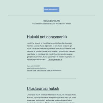 Hukukburolari.net thumbnail
