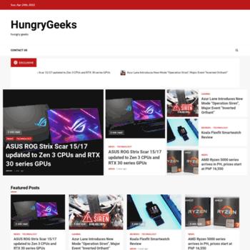 Hungrygeeks.ph thumbnail