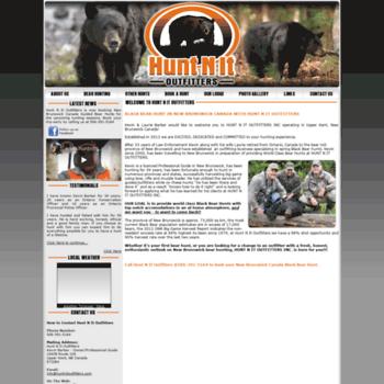 Huntnitoutfitters.com thumbnail