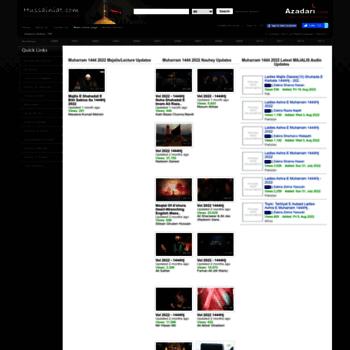 hussainiat com at WI  Hussainiat com/Azadari com - Islam a