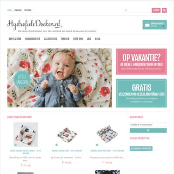 Hydrofieledoeken.nl thumbnail