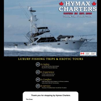 Hymaxcharters.com thumbnail