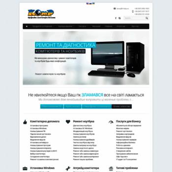 Веб сайт i-help.us
