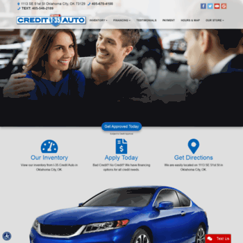 Buy Here Pay Here Okc >> I35creditauto Com At Wi I 35 Credit Auto Okc Buy Here Pay