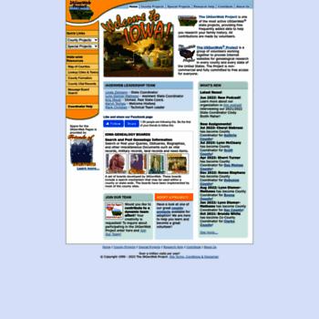 Iagenweb.org thumbnail