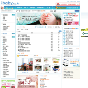 Ibaby.co.kr thumbnail