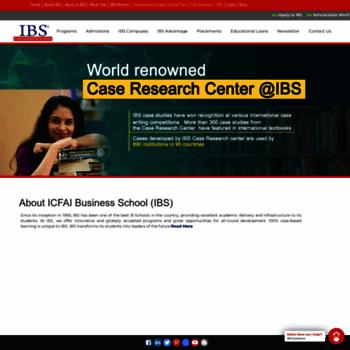 Ibsindia.org thumbnail