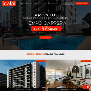 Icafalinmobiliaria.cl thumbnail