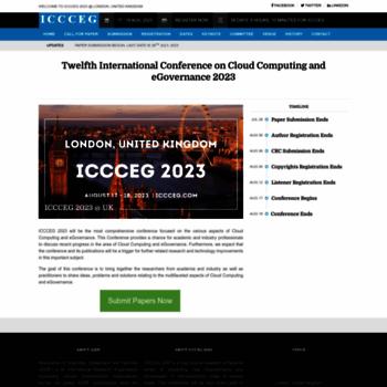 Iccceg.org thumbnail