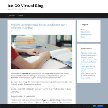 Icegov.info thumbnail