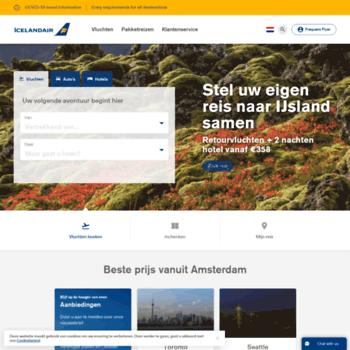 Icelandair.nl thumbnail