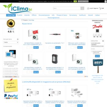 Iclimaroma.it thumbnail