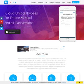 icloudunlock org at WI  Unlock iCloud Software - Bypass iCloud