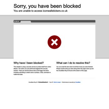 Iconwallstickers.co.uk thumbnail