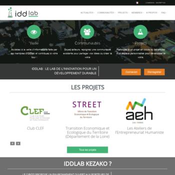 Iddlab.org thumbnail