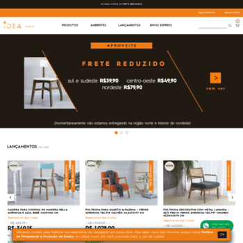 Ideastore.com.br thumbnail