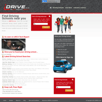 Idrive.co.za thumbnail