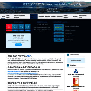 Ieee-icce.org thumbnail