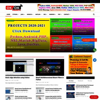 Ieee-projects-chennai.com thumbnail