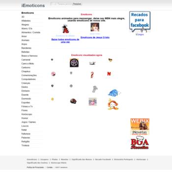 Iemoticons.com.br thumbnail