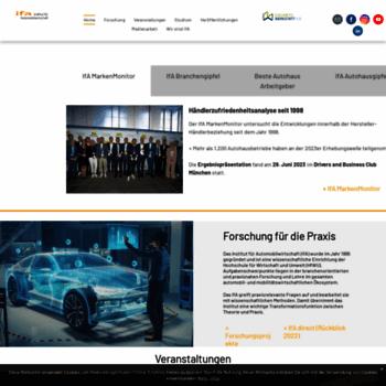 Ifa-info.de thumbnail